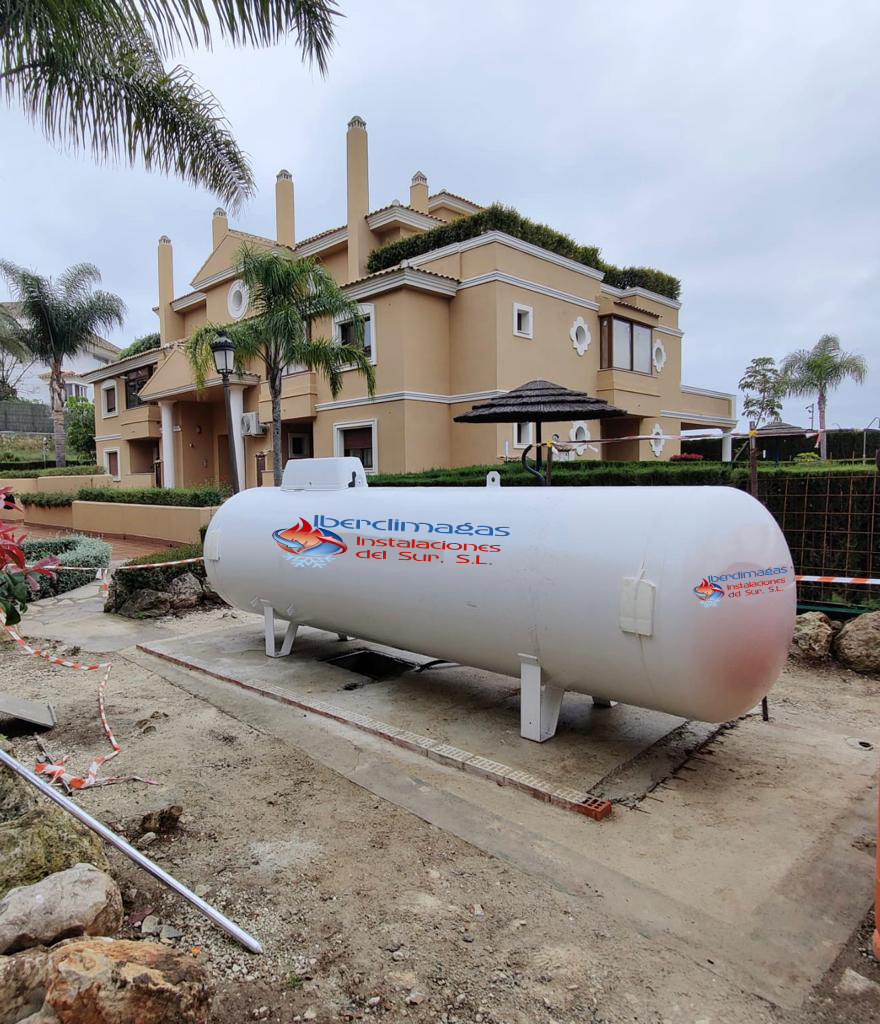 Empresa instaladora de gas en Marbella
