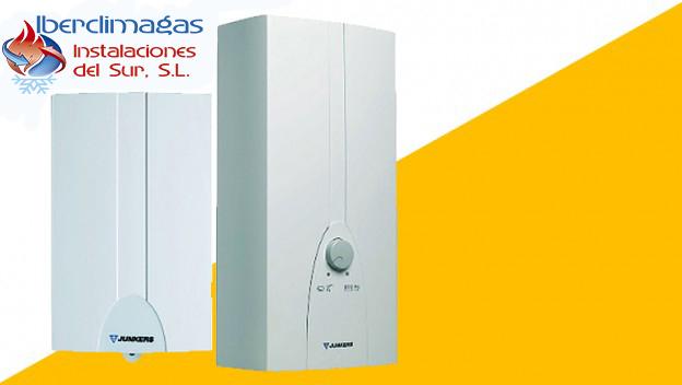 iberclimagas calentador electrico