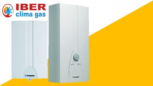 Iberclimagas repara tu termo de gas
