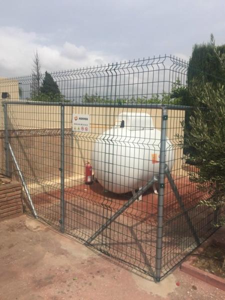 Iberclimagas empresa deposito de gas