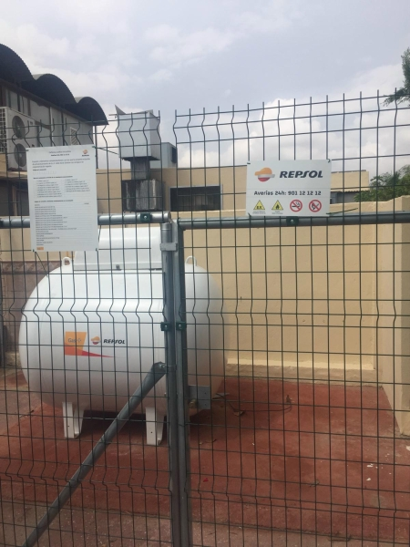 Iberclimagas empresa instalación de gas