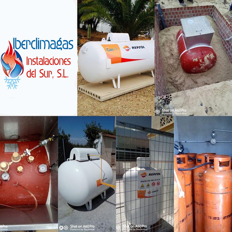 Revision de gas natural en Malaga