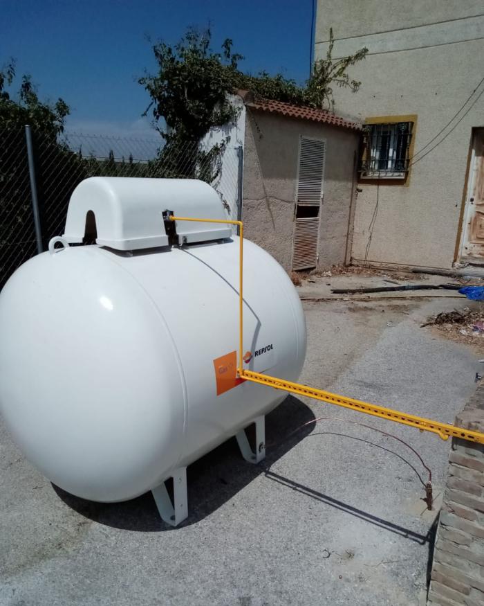 Iberclimagas instalaciones de gas natural